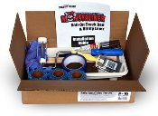 Monstaliner Roll-On Bedliner Installation Tool Kit