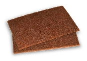extra coarse brown scuff pad