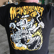 RAT FINK STYLE MONSTA T-SHIRT