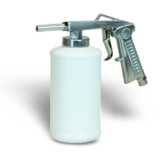Economy Shutz Gun with 1-Quart Plastic Bottle