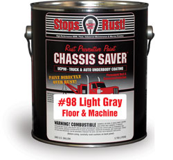 Chassis Saver Rust Preventive Paint